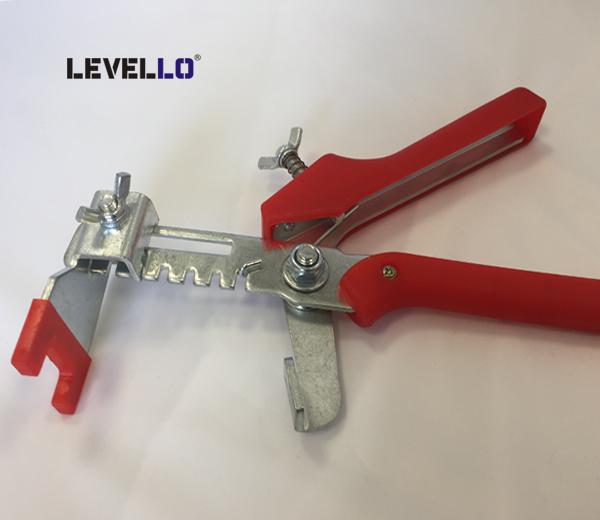 Leveling system Zange LEVELLO ® ist speziell für Keile den Clips anziehen, wenn Fliesen ohne Beschränkung in Bezug auf Größelegen