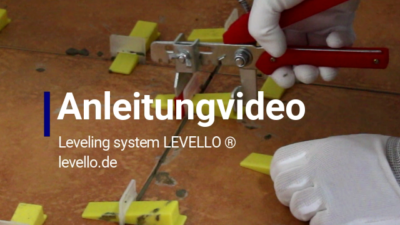 Leveling system LEVELLO®